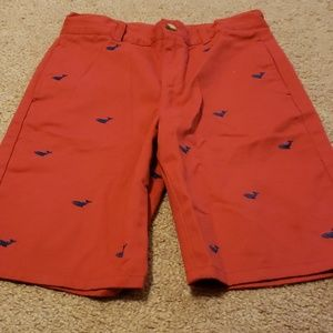 Janie and Jack boys dolphin shorts